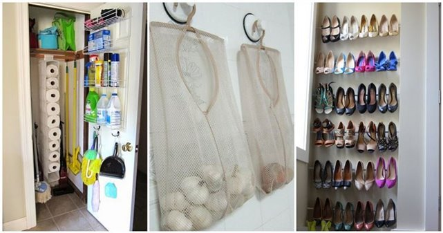 19 Brilliant Home Organization And Storage Diy Solutions