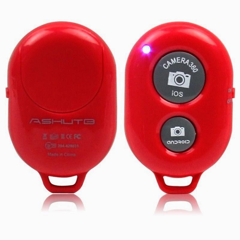 i PHONE Bluetooth Shutter Selfie τηλεχεριστηριο για σελφι
