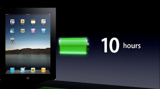 Save iPad Battery Life