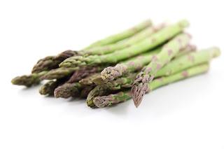 Asparagus and Mushroom Soup