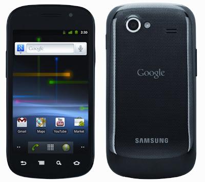 Download Firmware Samsung I9023 / Samsung Google Nexus S
