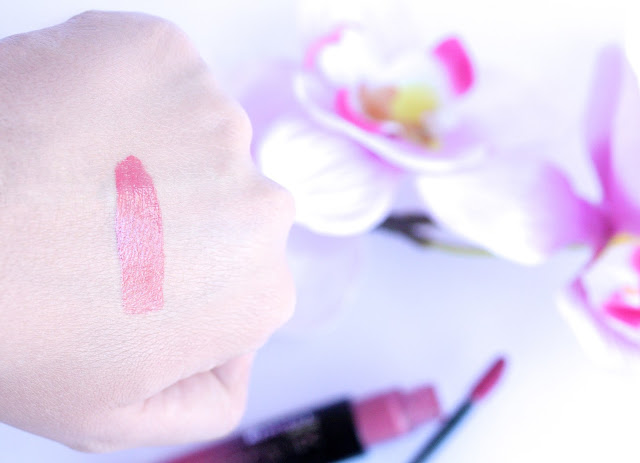 Rimmel Apocalips Lip Lacquer in Celestial Swatches