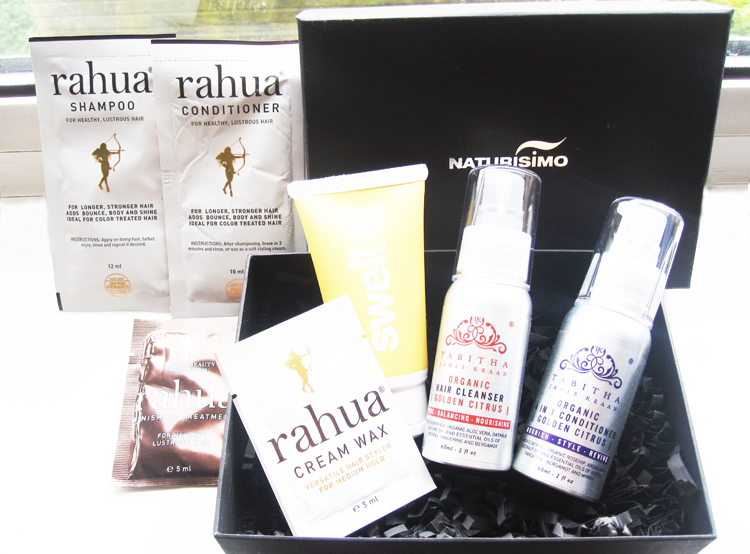 Naturisimo Haircare Heroes Discovery Box review