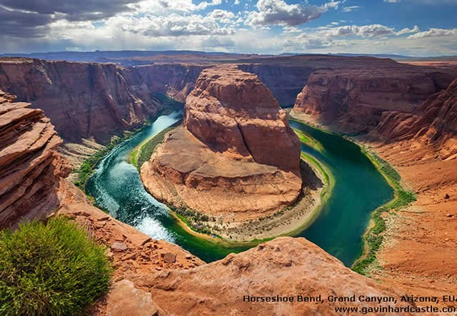 Horseshoe Bend, Grand Canyon, Arizona, EUA
