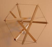 Hexagonal Face.
