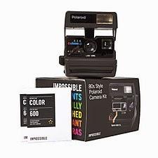 Kit Cámara Polaroid