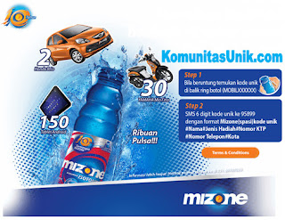 Promo Mizone