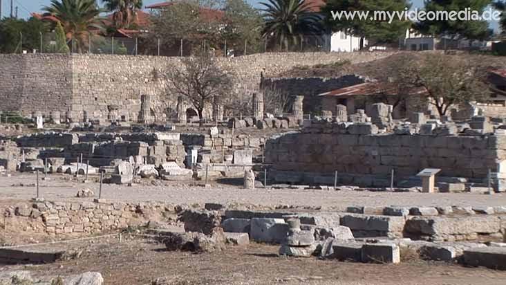 Ancient Corinth