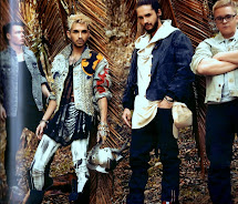 Bill Kaulitz Tokio Hotel - Kings Of Suburbia