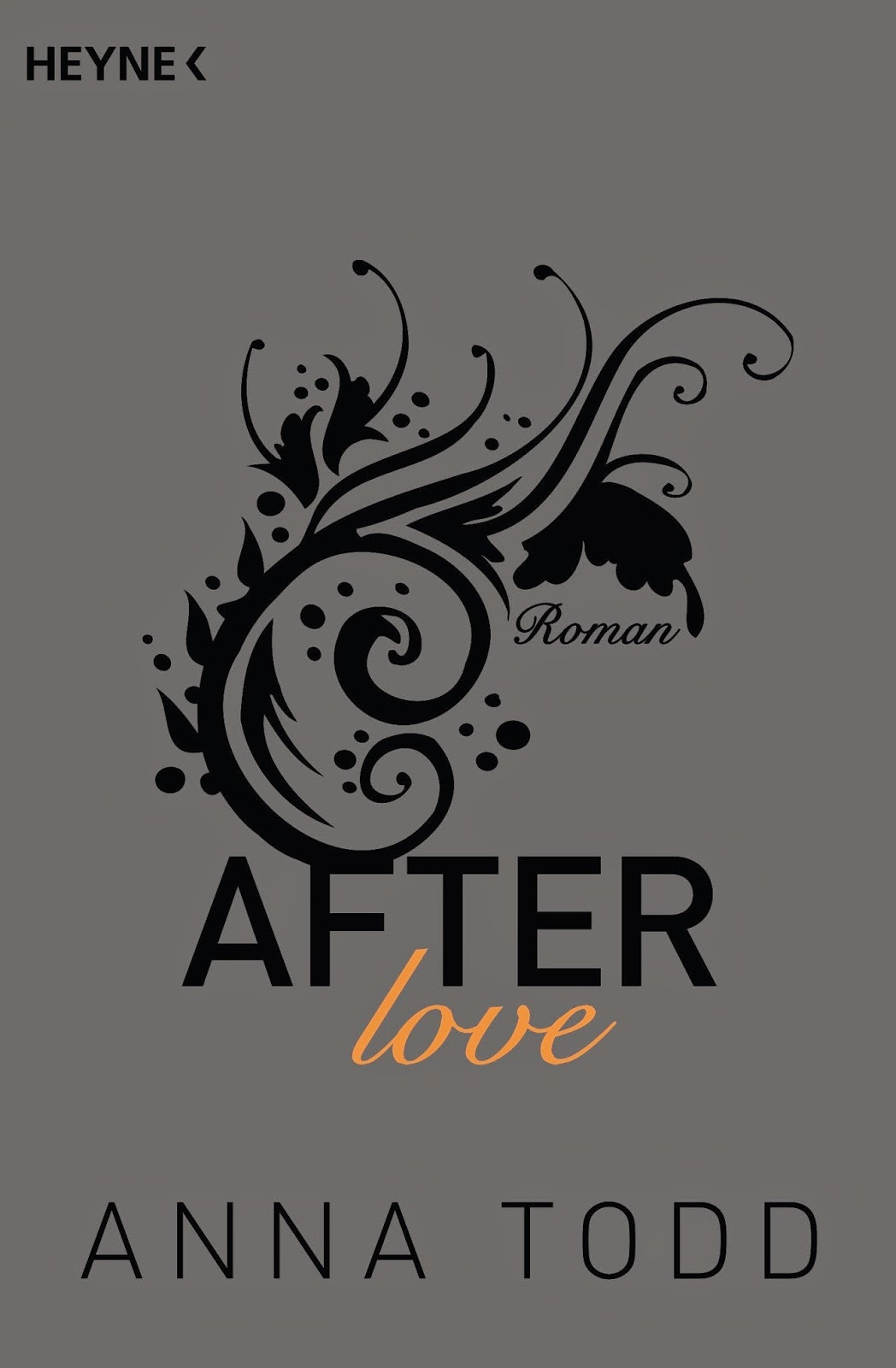 Buchcover after passion, after truth, after love, anna todd, Liebesroman
