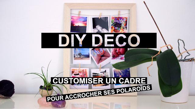 diy un cadre pour accrocher ses photos de vacances diy do it yourself by isnata. Black Bedroom Furniture Sets. Home Design Ideas