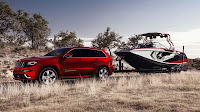 2014 Jeep® Grand Cherokee SRT boat