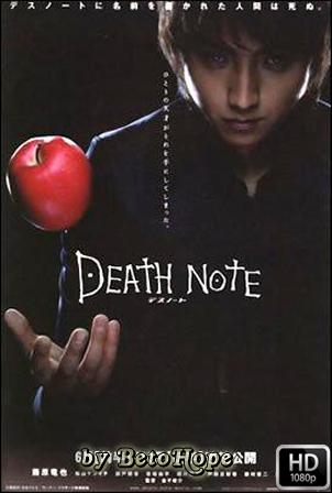 Death Note: La Pelicula [1080p] [Japones Subtitulado] [MEGA]