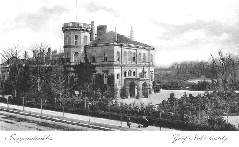 Castel Nako inainte de 1900
