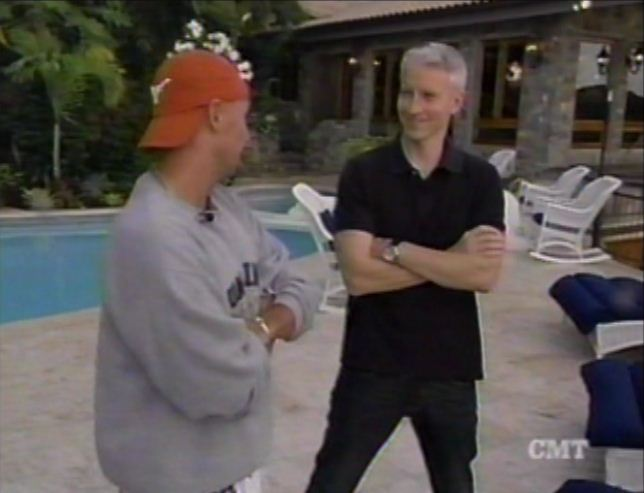 anderson cooper interviews eminem Growing up, marshall mathers—known in most circles as eminem, one of the  in  a 2011 interview with anderson cooper on 60 minutes, the.