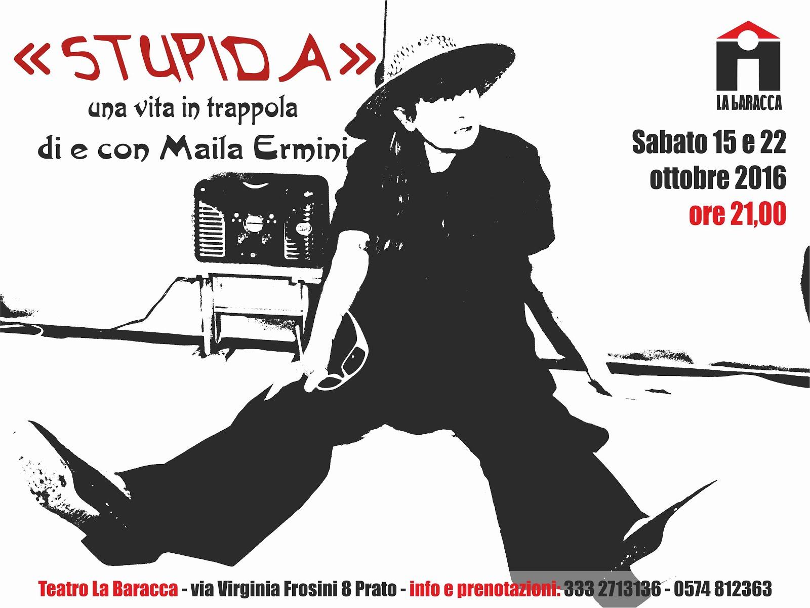 """""""STUPIDA"""" - REPLICA STRAORDINARIA"""