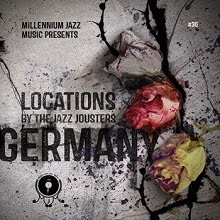 The Jazz Jousters - Locations: Germany (Instrumental Album)