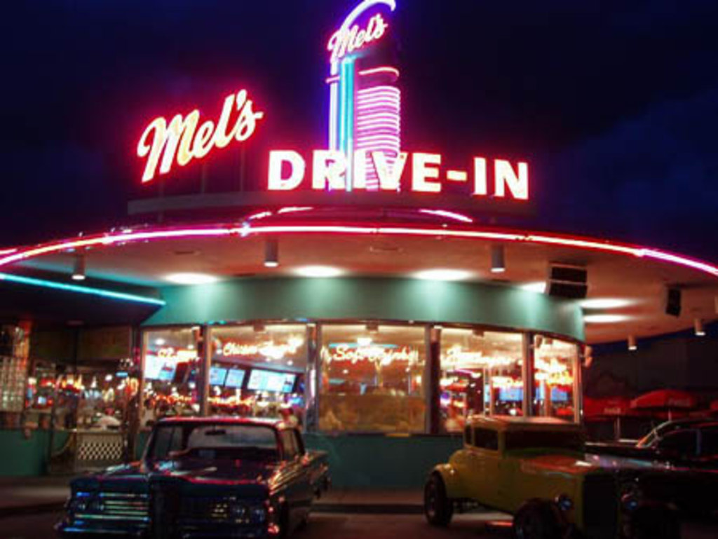 Blog of awesome top 10 best movies of the 1950s for 50 s diner exterior