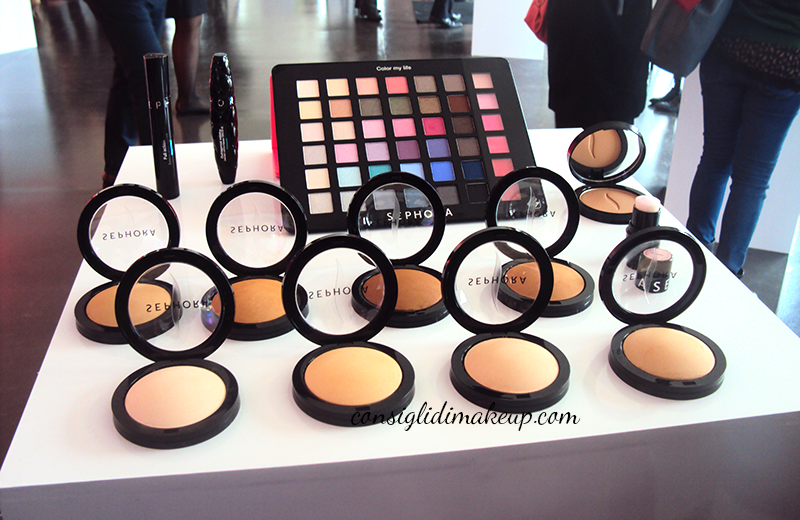 Press Day Sephora Novità Estate 2014