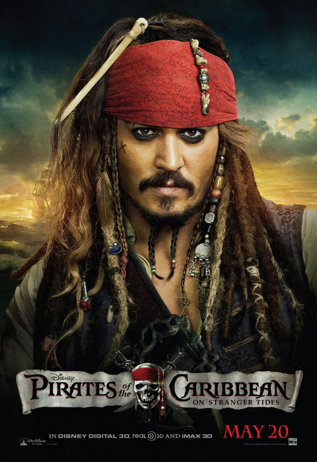 pirates of the caribbean stranger tides wallpapers - 39 Pirates Of The Caribbean On Stranger Tides HD