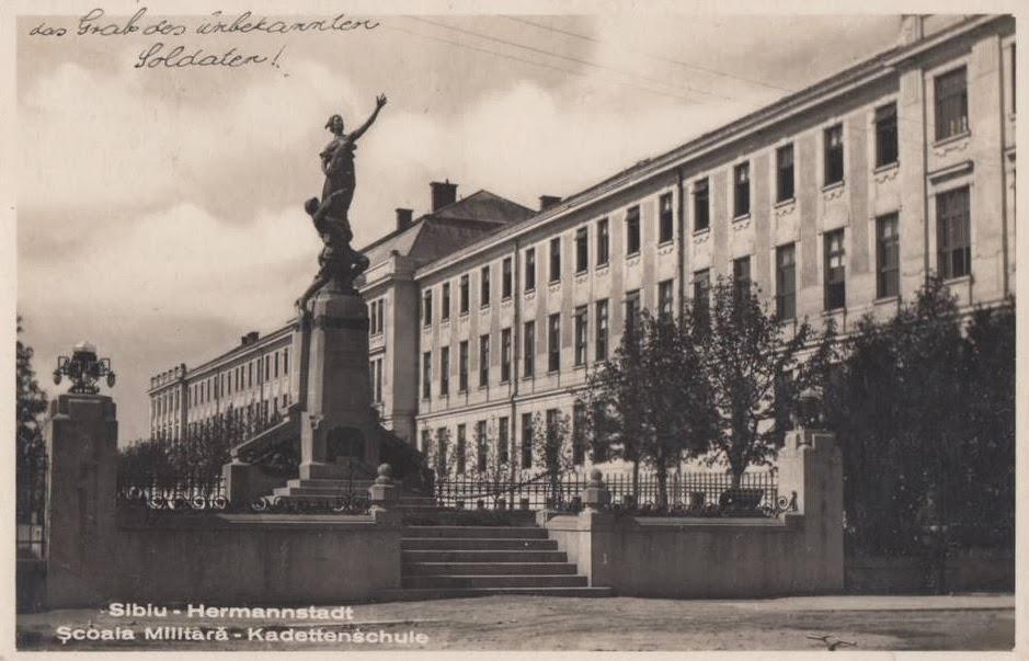 Scoala Militara din Sibiu