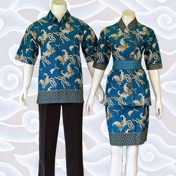 jual baju batik solo murah online