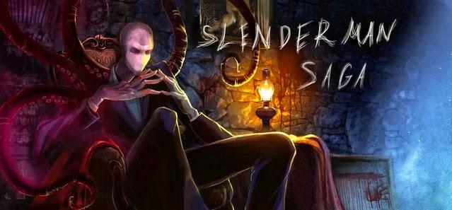 Slender Man Saga Apk