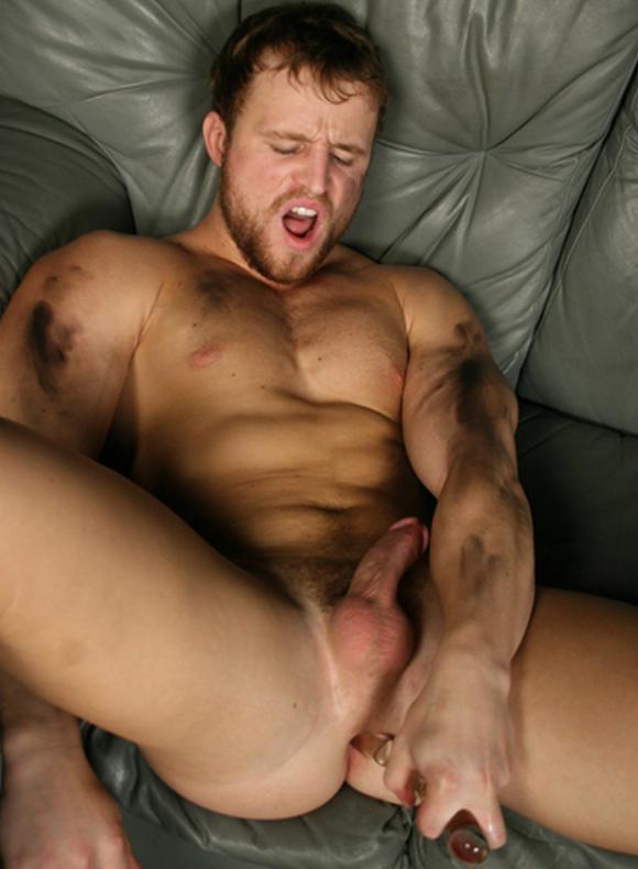 Pics of men using vibrator
