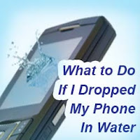easily repair damaged phone sinking in water, toilet, pond, bathroom, sea, river