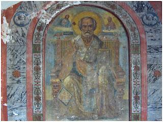 Sveta Gora. Sveti Nikola u Stavronikiti.