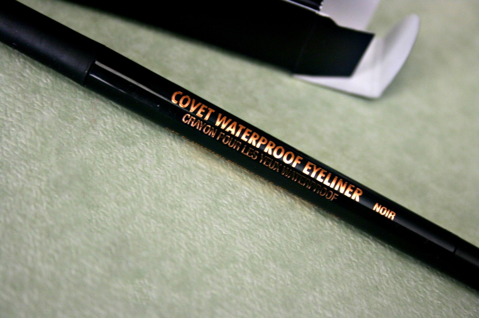 Anastasia Covet Waterproof Eyeliner in Noir