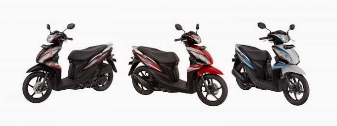 Penyegaran Honda Spacy Helm-In PGM FI