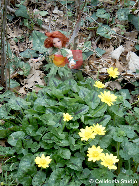 Celidonia Fairy
