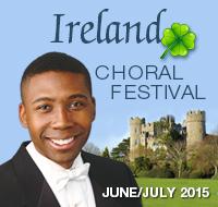 KIconcerts' Rollo Dilworth Ireland Choral Festival 2015