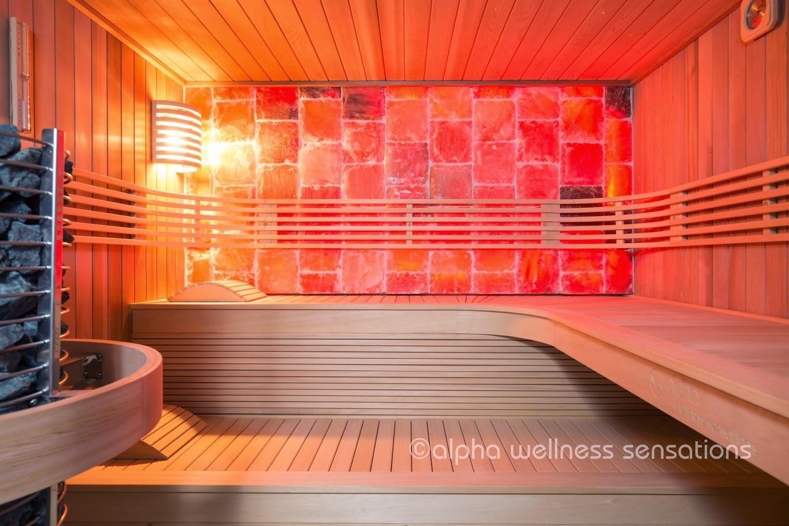 ESCLT4 -Equa - Sauna - Chaleur de Luxe - tower - salt