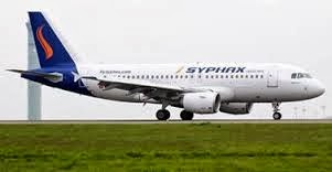 Syphax Airlines - Hausse de 36 MD