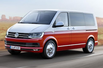 La sexta generación de la Gama T de Volkswagen