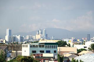 Hazy Manila