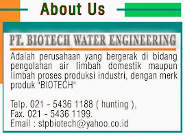 pt. biotech water engineering