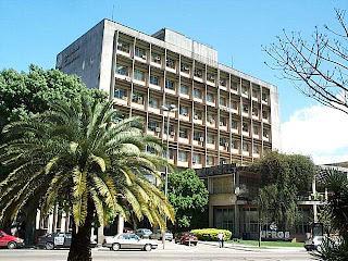 Campus da UFRGS em Porto Alegre