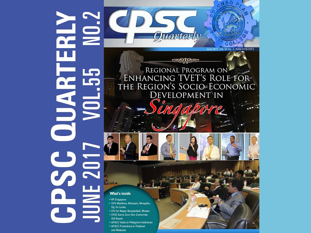 CPSC Quarterly June 2017