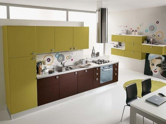 Top yellow kitchen cabinets prime home design top for Best kitchen designs 2011