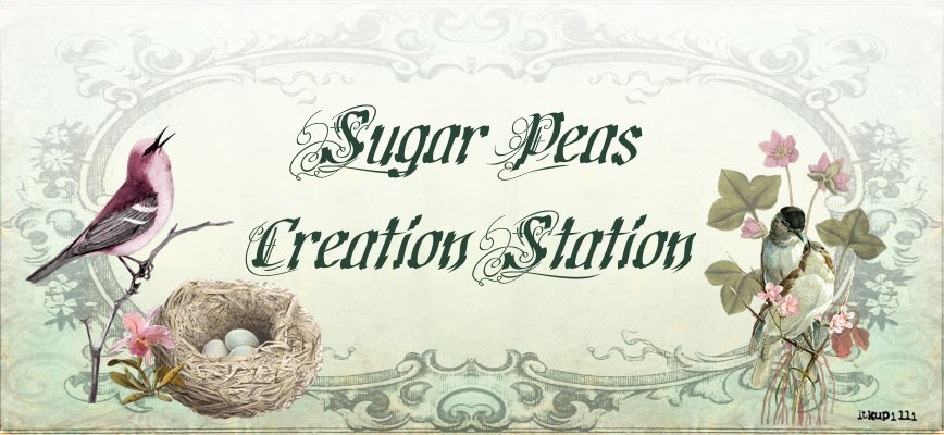 Sugar Peas - Creation Station