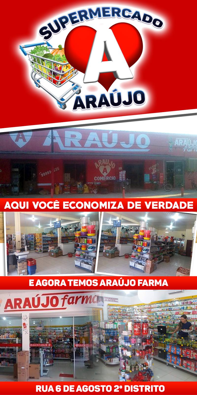 Supermercado Araújo & Araújo Farma