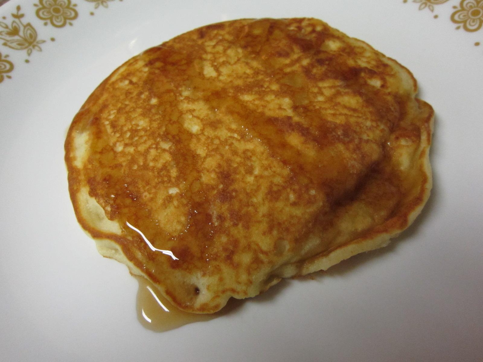 Mix It Up: Buttermilk Pancake Mix