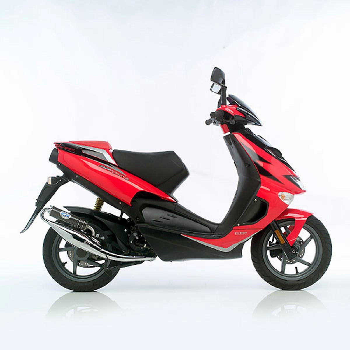 Upcoming Aprilia SR50 Ditech Bikes Models