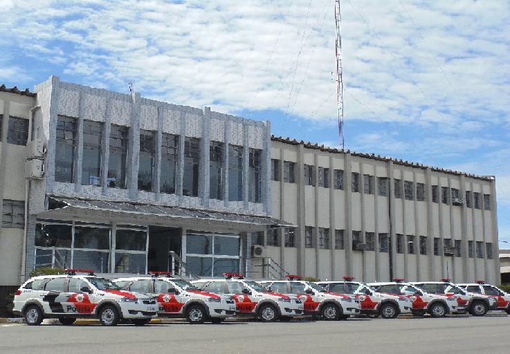 POLÍCIA MILITAR DA INICIO À OPERAÇÃO SATURAÇÃO EM MIRACATU