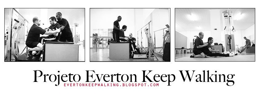 Keep Walking Everton!
