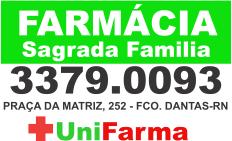 Farmácia Sagrada Familia