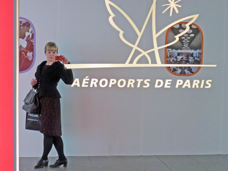 Paris flygplats Charles de Gaulle